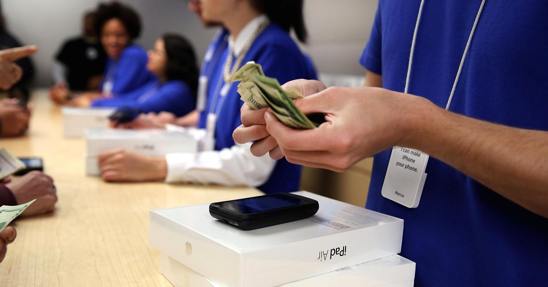 So, what could you buy with all that Apple cash?
