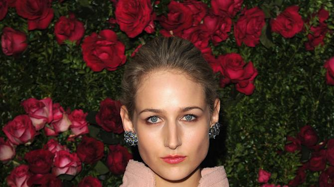 Chanel Artist Dinner - Arrivals - 2012 Tribeca Film Festival