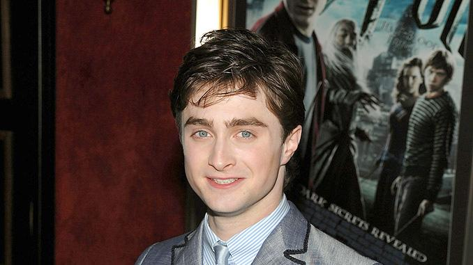 Harry Potter and the Half Blood Prince NY Premiere 2009 Daniel Radcliffe