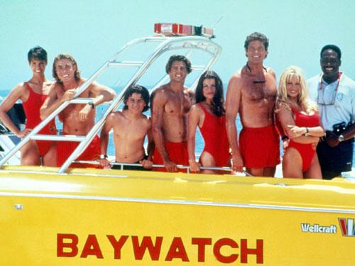Baywatch Cast - 1989