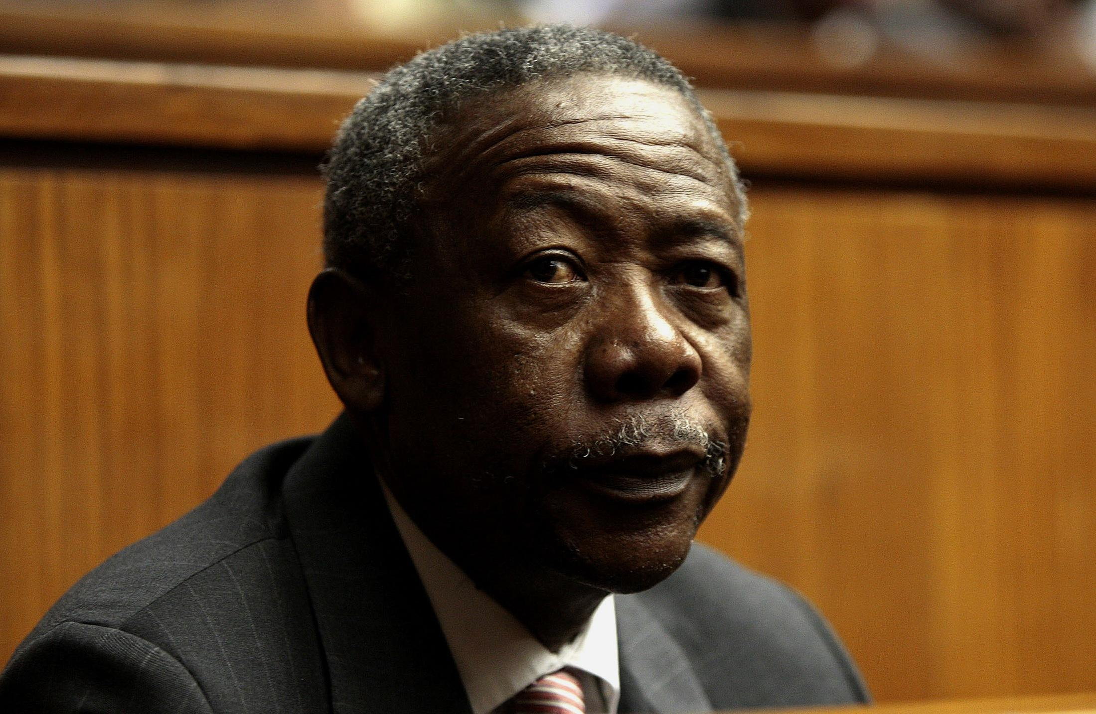 SAfrica former police chief dies, was jailed for corruption