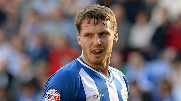 Owen Coyle has tipped Nick Powell, pictured, to be a star