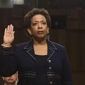 Attorney General Nominee Lynch Faces Congress