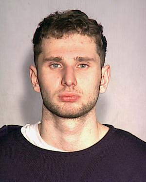 FILE- This undated file photo released by the New York City Police Department shows Maksim Gelman. Gelman, who killed four people in a rampage of stabbings and carjackings across New York City last February, admitted Tuesday to slashing a subway passenger at the end of his violent spree. (AP Photo/New York City Police Department, File)