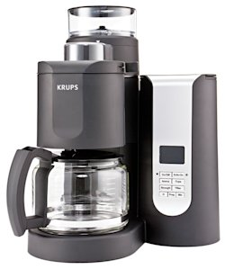 Krups Grinder and Brewer