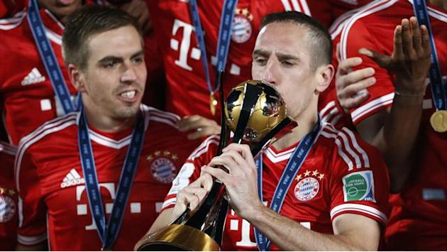 Bundesliga - Ribery: I have every chance of winning