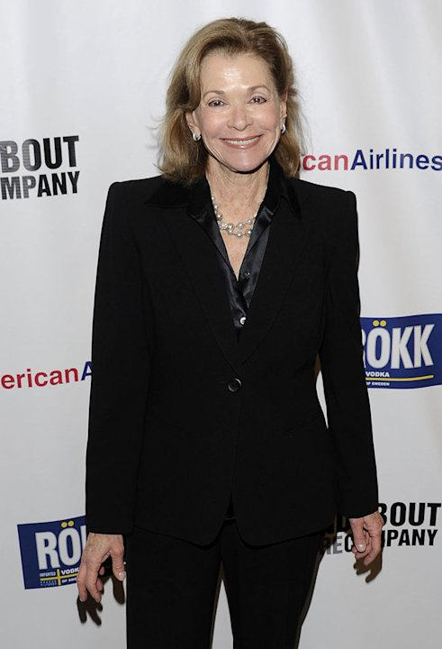 Jessica Walter attends Roundabout Theater Company's 2011 Spring Gala at Roseland Ballroom on March 14, 2011 in New York City.