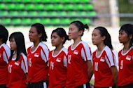 AFF Women's Championship 2012 on September 13