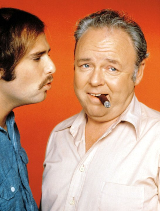 Archie Bunker and Michael …