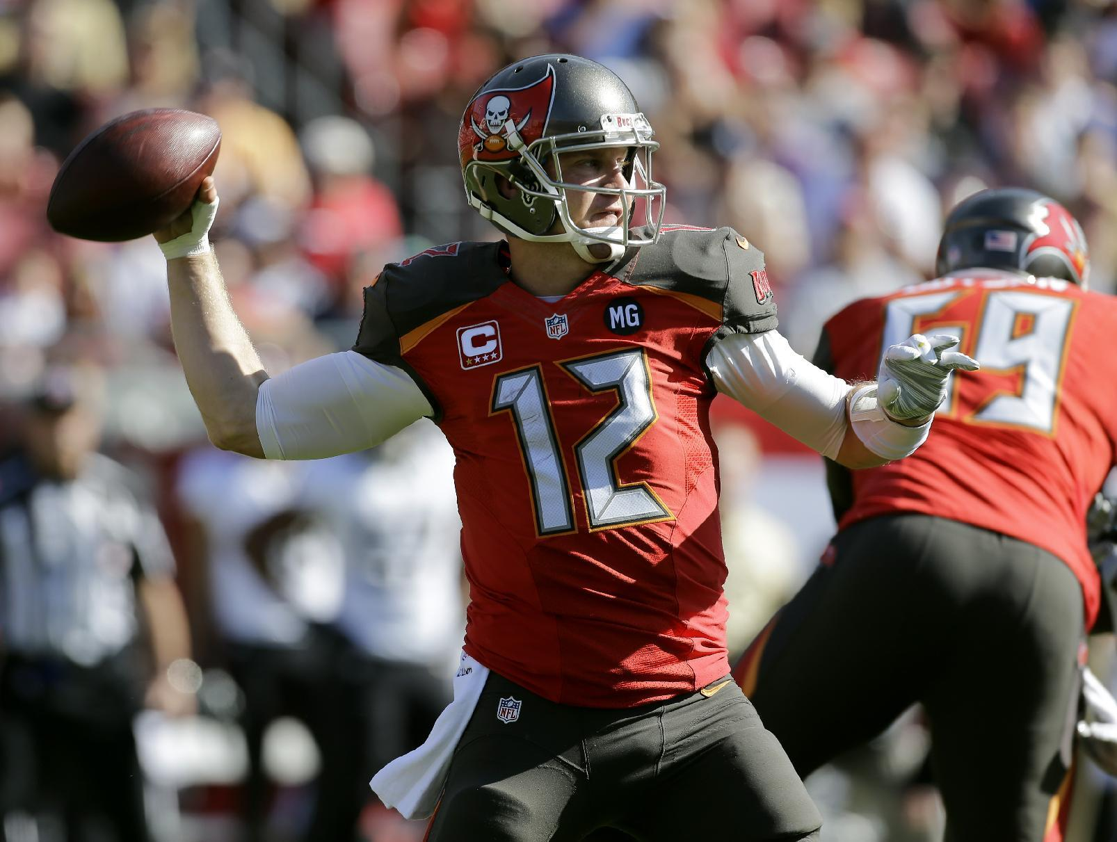 AP sources: Bills, Browns in talks with quarterback McCown