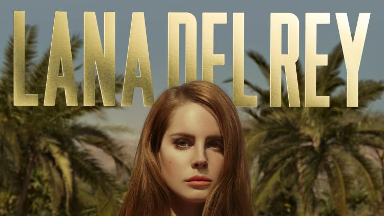 "This CD cover image released by Interscope/Polydor shows the latest release by Lana Del Rey, ""Paradise."" (AP Photo/Interscope/Polydor)"