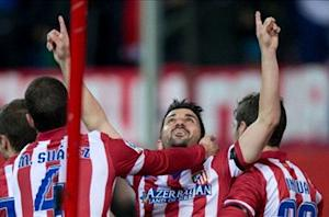 Atletico Madrid 4-0 Real Sociedad: Simeone's men go top in style