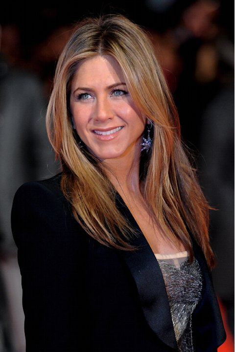 The Bounty Hunter UK Premiere 2010 Jennifer Aniston
