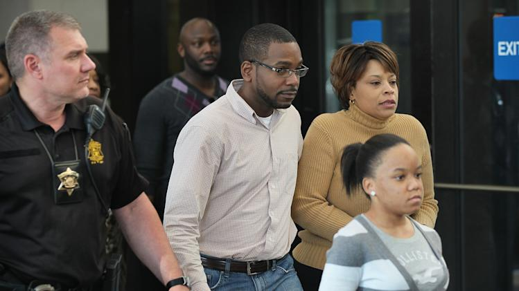 William Balfour Found Guilty Of Murder Of 3 Members Of Jennifer Hudson's Family