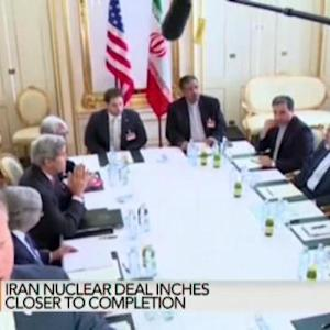 Iran Nuclear Deal Inches Closer to Completion