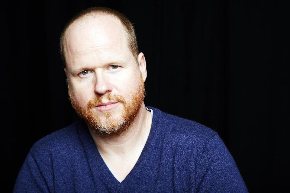 "This May 29, 2013 photo shows writer-director Joss Whedon  in New York. Whedon's latest film is an independent adaptation of Shakespeare's ""Much Ado About Nothing."" (Photo by Dan Hallman/Invision/AP)"