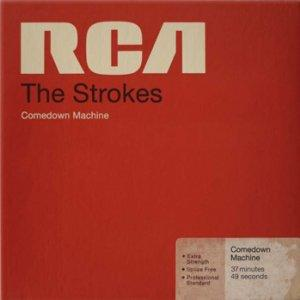 The Strokes Announce New Album: 'Comedown Machine'