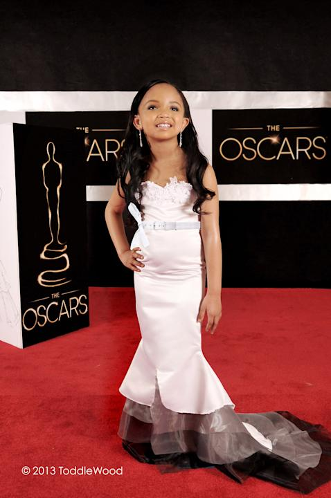 Oscars Turned Toddler-Sized