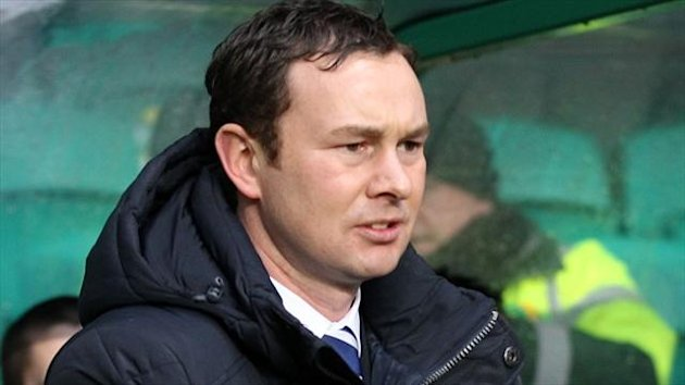 Derek Adams, pictured, has backed Jackie McNamara to be a success at Dundee United