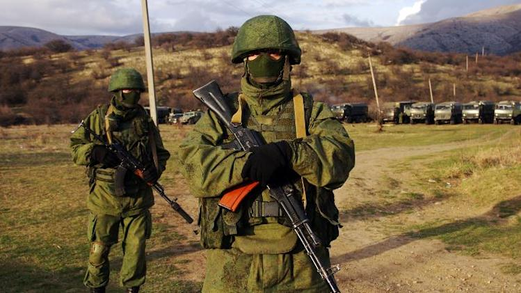 Russian Interrior Troops Of The 40