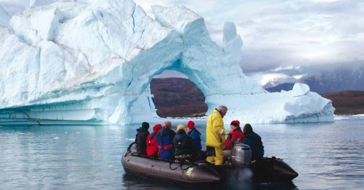 13 Extremely Risky Vacations