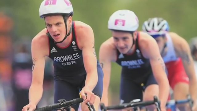 Brownlee brothers spur each other on