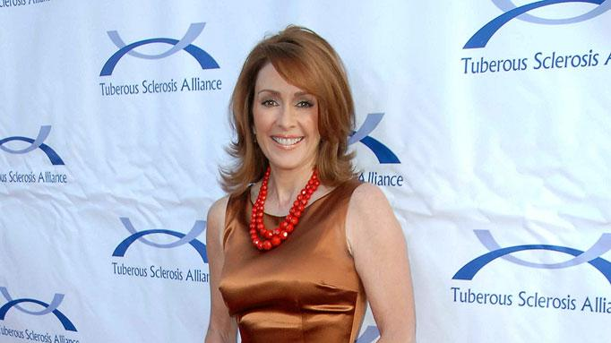 Patricia Heaton of Back to You at the 6th Annual Comedy For A Cure Hosted by Tuberous Sclerosis Alliance.