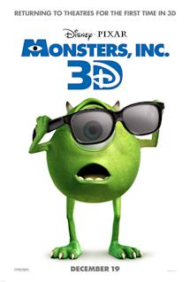 Poster of Monsters, Inc.