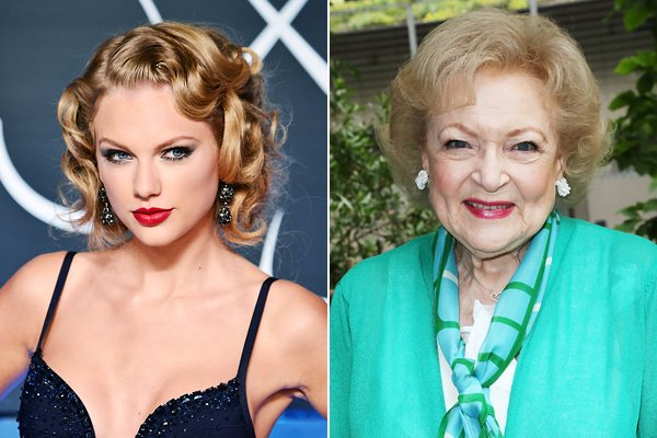 Taylor Swift, Betty White Enter 'Guinness World Records' Book