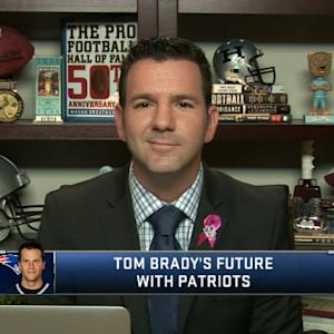 Rapoport: Quarterback Tom Brady's salary allows New England Patriots to build