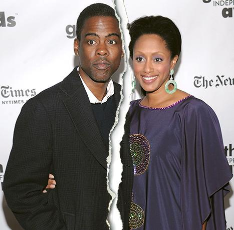 Chris Rock, Wife Malaak Compton-Rock Divorcing After 18 Years of Marriage