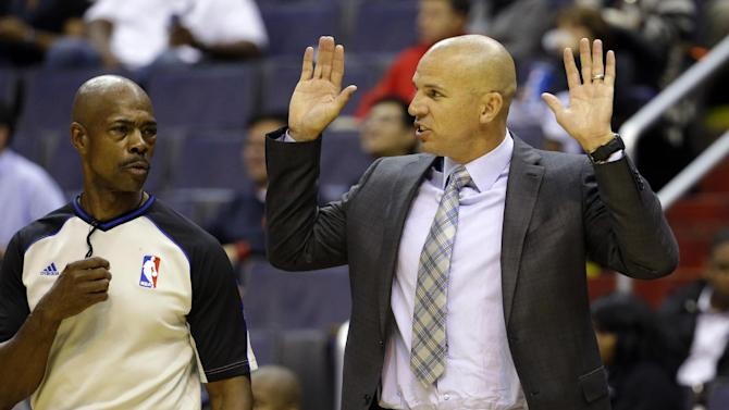 Kidd wins debut; Nets top Wizards 111-106 in OT