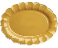 harvest platter yellow turkey
