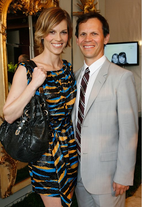 Hilary Swank, John Campisi