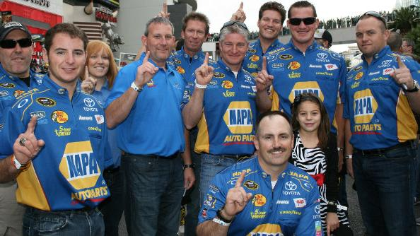 Car Care Tip: No. 56 team wins Most Valuable Pit Crew Award
