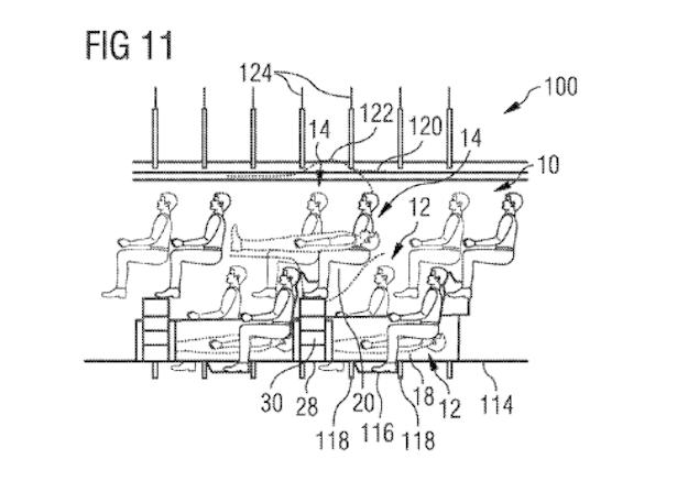 Airbus has designed an airplane seating plan that can only be described as 'sadistic'