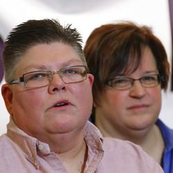 One Couple's Surprise Journey To The Center Of A Landmark Gay Marriage Case