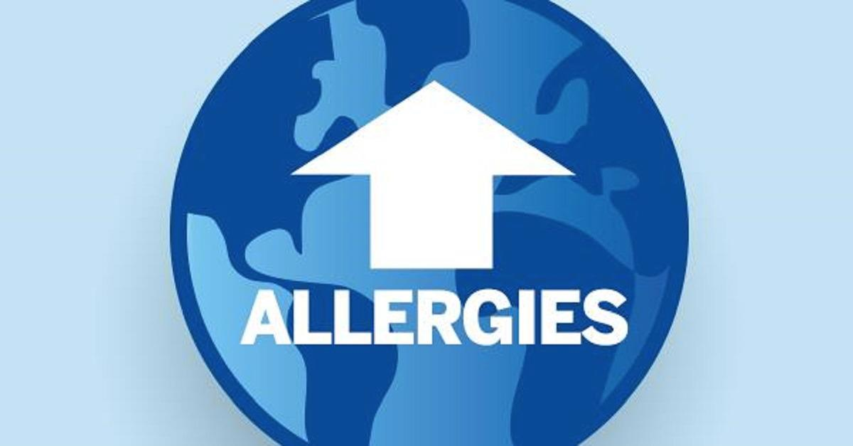 Climate Change Gets Personal: Link to Allergies