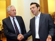 No deal for Greek coalition with conservative head