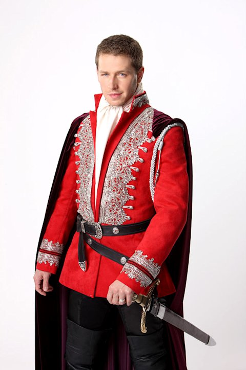 "Josh Dallas stars as Prince Charming/John Doe in ""Once Upon a Time."""