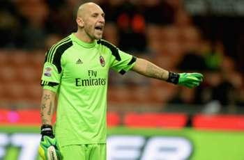 Milan goalkeeper Abbiati contemplating retirement