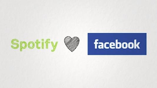 Want Spotify? Get a Facebook
