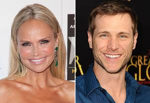 Kristin Chenoweth, Jake Pavelka | Photo Credits: Imeh Akpanudosen/Getty Images; Jason LaVeris/FilmMagic