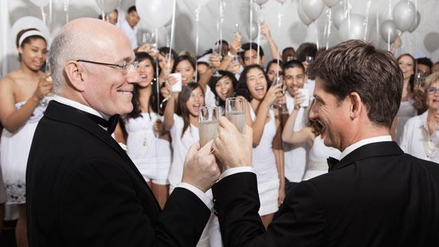 'Different Instead of Somebody Being Wrong,' Gay Marriage Gains Support in ABC/Wash-Post Poll
