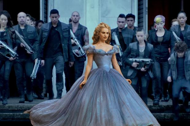 'Cinderella' Dances Past $500 Million at Global Box Office for Disney