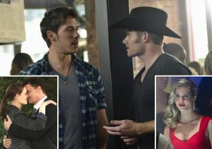 Was Nashville's Gay Kiss a Shock? Will Arizona Get 'Googled'? Arrow Gal Super? And More Qs!