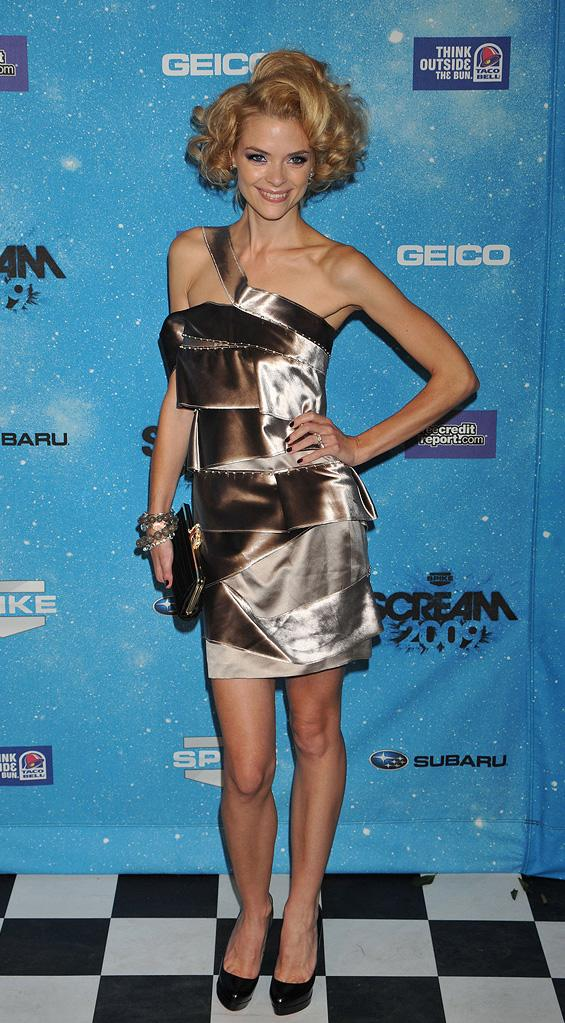 2009 Spike TV Scream Awards Jaime King