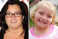 Rosie O'Donnell, Honey Boo Boo | Photo Credits: Bruce Glikas/FilmMagic; TLC