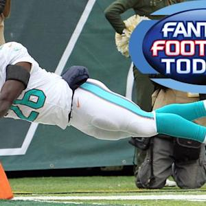Fantasy Football Today: Name That Player (12/6)