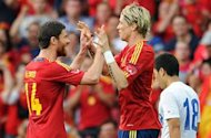 Torres, Debuchy & the players walking a suspension tightrope in Spain v France